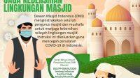 Cegah COVID-19, jaga kebersihan masjid