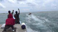 Jaga Keamanan Laut, KKP Tangkap Pelaku Pengeboman Ikan