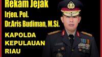 Rekam Jejak Irjen. Pol. Dr. Aris Budiman, M.Si Kapolda Kepulauan Riau