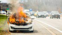 Jangan Abaikan, Ini Pemicu Kebakaran pada Mobil