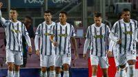 Liga Champions: Kalahkan Barcelona, Juventus Juara Grup G