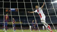 Liga Champions: Mbappe Cetak Hattrick saat PSG Kalahkan Barcelona 4-1