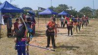 BIFZA ASC Sabet 3 Medali Panahan di Malaysia