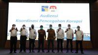 Jalin Kordinasi dengan KPK, Kepala BP Batam Harapkan Para PPK tidak Khawatir Melaksanakan Tugas