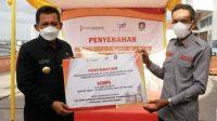 Gubernur Ansar Serahkan Program Kemitraan Bank Riau Kepri