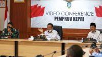 Gubernur Kepri Minta Disediakan Pusat Vaksinasi Lansia