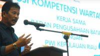 Sinergi dengan Pers, BP Batam Gelar Uji Kompetensi Wartawan