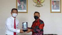 Ketua DPRD Herman Suhadi Kunjungi Bank Indonesia Babel Terkait Informasi Perkembangan Ekonomi Bangka Belitung