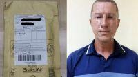 Bea Cukai Batam Tangkap Warga Inggris Penyelundup Kokain