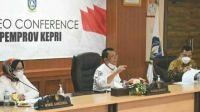 Gubernur Ansar Yakin Covid-19 Menurun di Kepri