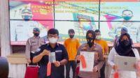 Polsek Kawasan Bandara Hang Nadim Batam Ringkus Pembuat Hasil Test GeNose Palsu