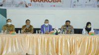 Kesbangpol Provinsi Sumut Bekerjasama Dengan Kesbangpol Kabupaten Asahan Sosialisasi Bahaya Narkoba