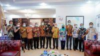 Bupati Asahan Terima Audensi Asosiasi Pemerintah Kabupaten Seluruh Indonesia