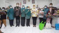 Ketua BK3S Provinsi Sumut Berikan Bantuan Kepada 60 Siswa/Siswi Di Kabupaten Asahan