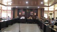 DPRD Belitung Kunker ke DPRD Babel Terkait Sinkronisasi Program Pembangunan Terhadap Kabupaten Belitung