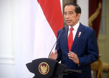 President Jokowi (Photo: Bureau of Press, Media, and Information of Presidential Secretariat)