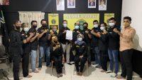 Serahkan SKT, Kesbangpol Harap Lembaga Laskar Melayu Bersatu Bantu Pemerintah Atasi Dampak Covid-19