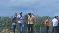 Komisi II DPRD Bangka Belitung Tinjau Venue Porprov VI