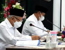 Wapres Pimpin Rapat Penanggulangan Kemiskinan Ekstrem di Jawa Barat