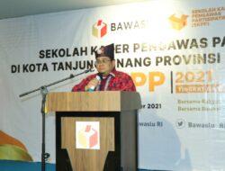 """Dibuka Komisioner Bawaslu RI, Bawaslu Kota Tanjungpinang """"Tuan Rumah"""" Penyelenggaraan Program Nasional SKPP"""