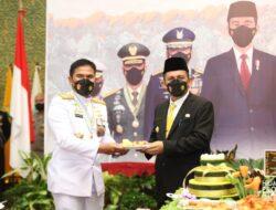 Gubernur: Jadilah TNI yang Dicintai dan Mencintai Rakyat