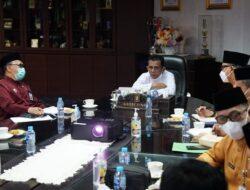 Gubernur Pimpin Rapat Satgas Percepatan Vaksinasi Kepri