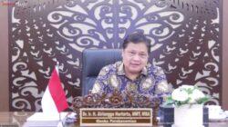 Penurunan Kasus Berlanjut, Airlangga: COVID-19 Recovery Index Indonesia Terbaik di ASEAN