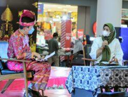Dewi Ansar : Batik Kepri untuk Dorong Pemulihan Ekonomi