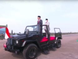 President Jokowi Leads 2021 Reserve Component Determination Ceremony
