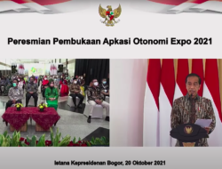 President Jokowi Calls for Increased Export Volume of Indonesian Products