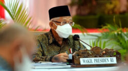 VP Ma'ruf Amin Leads Meeting on Extreme Poverty Eradication in E. Nusa Tenggara Province