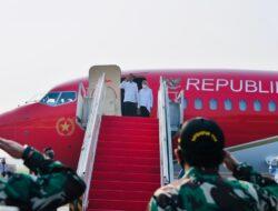 Menuju Presidensi G20 Indonesia, Presiden Tinjau Venue KTT G20 di Bali