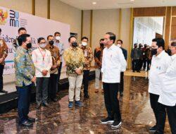 Bertemu Para Direktur Utama BUMN, Presiden Jokowi Tekankan Pentingnya Profesionalisme